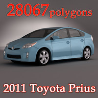 2011 Toyota Prius (midPoly)