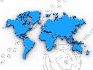 world object 3d lwo
