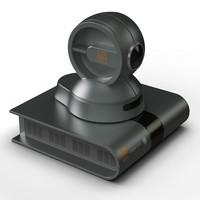 aethra camera webcam 3d model