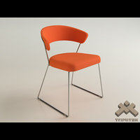 Calligaris Icon Dining Chair