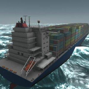 3d california senator ship class