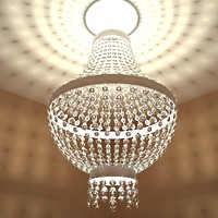 maya crystal chandelier lighting