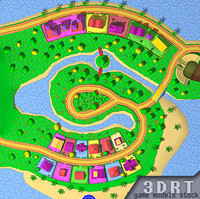 3ds fantasy worlds construction kit