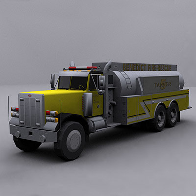 3ds max ready truck
