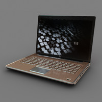 HP Pavilion dv4 notebook Bronze