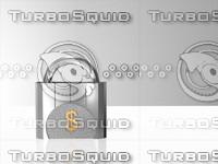 3ds max padlock lock