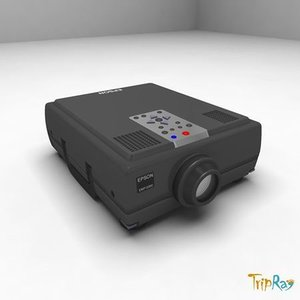 3d projector epson emp-5350 model