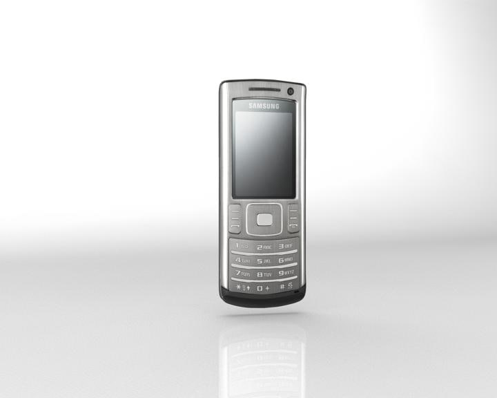samsung u800 3d model