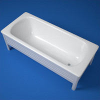 3d bathtub maxwell model
