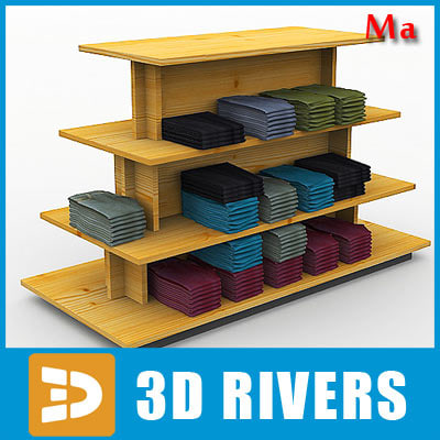 3d display table clothes v1