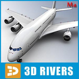 fbx airbus-a380 airbus a380