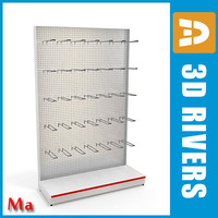 3d perforated v1 03 shelves