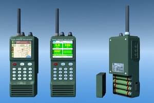 max military communication radio