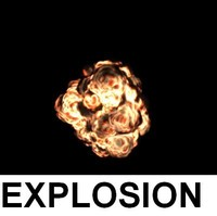 3d max realistic explosion