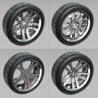 Wheel Rims Collection