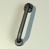 3ds door knocker