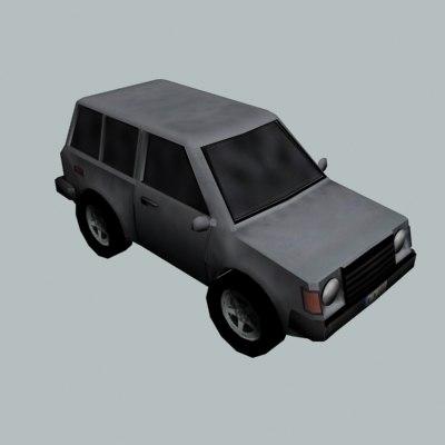 3ds car mitsubishi games