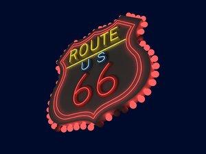 route 66 max