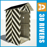 sentry box 3d 3ds