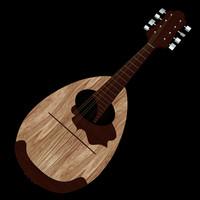 3d mandolino