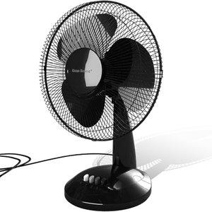 fan ventilator 3d 3ds