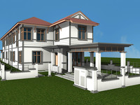 Semi Detach House