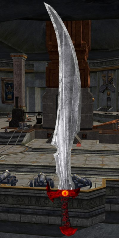 dragon wing blade 3d ma