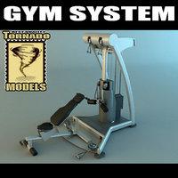 gym scene max