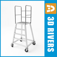 Ladder 08 by 3DRivers
