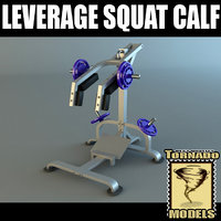 lightwave powertec leverage squat calf