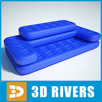 3ds air bed