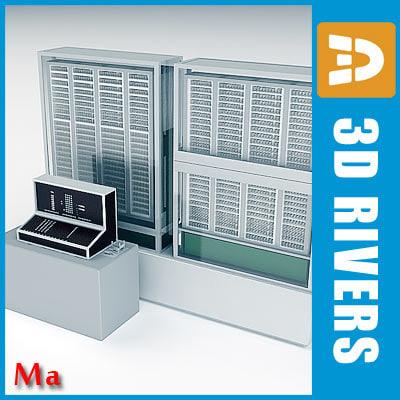 3d computing machine z3 model