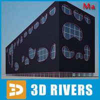 3ds max building house 11