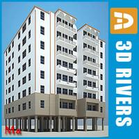 maya apartment building house 18