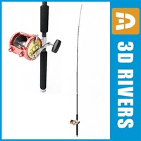 Fishing pole by 3DRivers