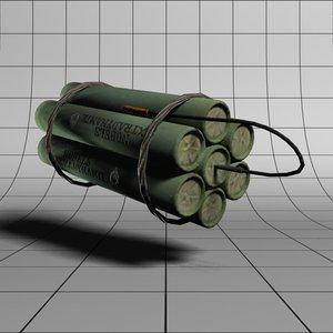 dynamite explosive max