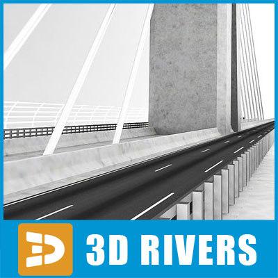 3d highest bridges millau viaduct