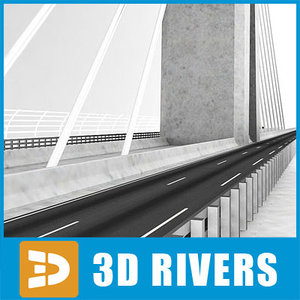 3d highest bridges millau viaduct
