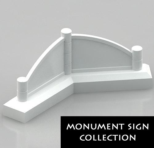 3d monument sign 2