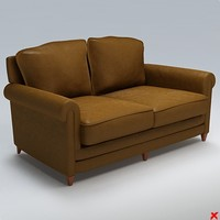 Sofa loveseat098.ZIP