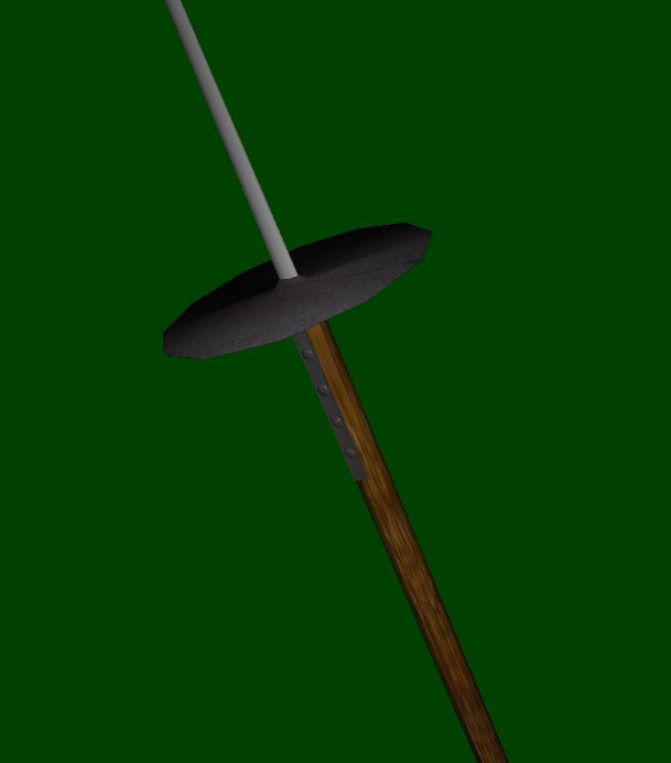 ahlspiess spear 3d 3ds