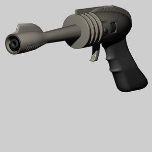 set pistols