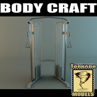 Body Craft Machine