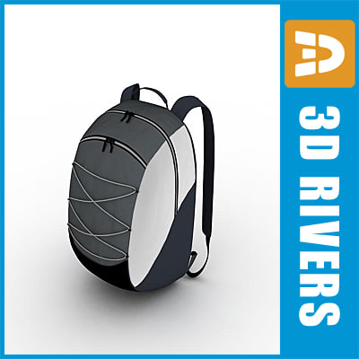 3dsmax pack bag