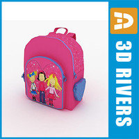 Kids backpack by 3DRivers