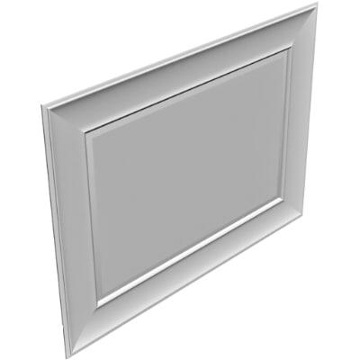 3d model wall mirror