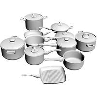 cookware pots pans 3d obj