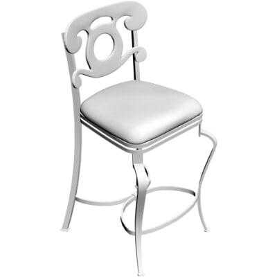 bar chair obj