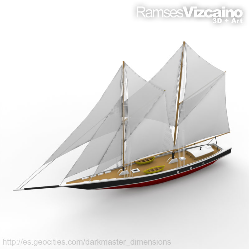 maya sailboat yacht