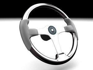 3d boat wheel